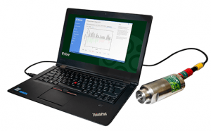 Pressure Monitor Laptop